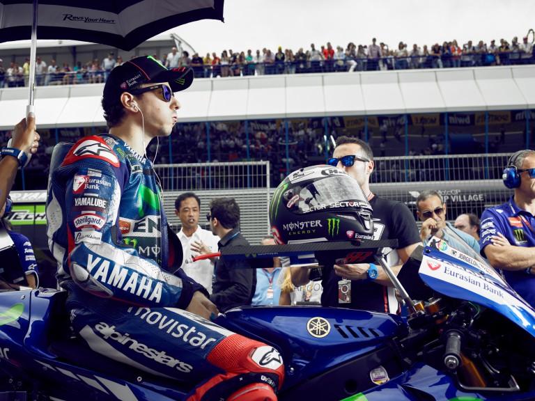 Jorge Lorenzo, Movistar Yamaha MotoGP, Jerez Race  © Alexandre Chailan & David Piolé