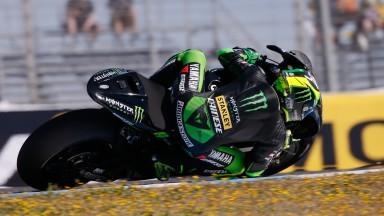 Pol et Aleix Espargaró mènent le Warm-Up MotoGP™ à Jerez