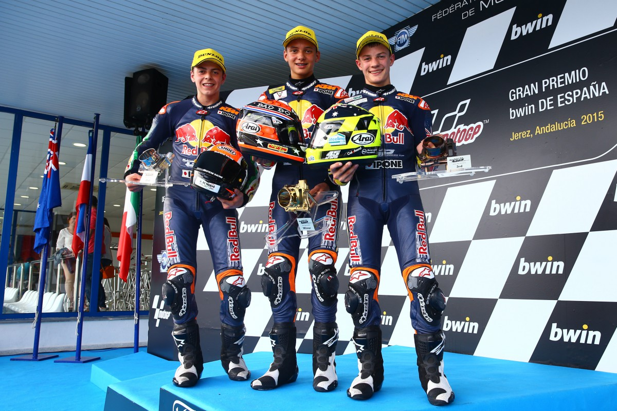 Bendsneyder does the double in Jerez