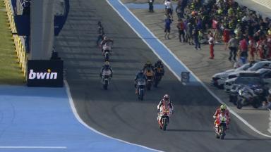 #SpanishGP: MotoGP™ Warm Up