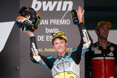"""Rabat: """"I got pushed out wide when Rins crashed into me"""""""