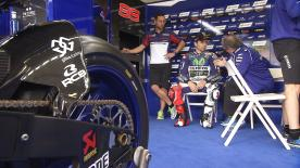 Movistar Yamaha's Jorge Lorenzo ended the official test at Jerez on top after dominating the Spanish GP over the weekend.