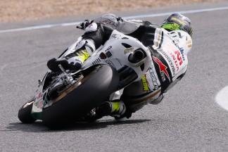Cal Crutchlow, CWM LCR Honda, Jerez Test