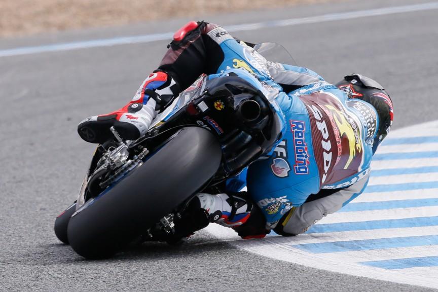 Scott Redding, EG 0,0, Marc VDS, Jerez Test