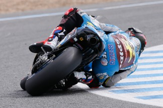 Scott Redding, EG 0,0, Marc VDS, Jerez Test