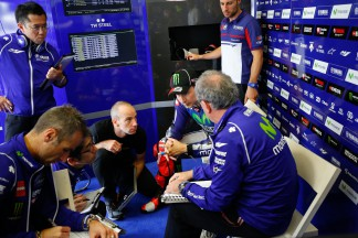 Lorenzo domine le test post-GP à Jerez