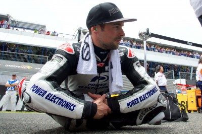 "Laverty: ""I was putting pressure on my forearms"""