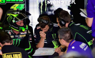 "Espargaro: ""I tried to stay consistent on the used tyres"""
