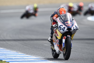 2015 Red Bull MotoGP Rookies Cup - Jerez Race 2