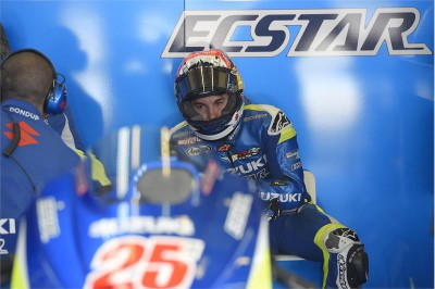 "Viñales: ""I regret the mistake I made in qualifying"""