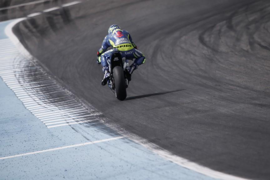 Aleix Espargaro, Team Suzuki Ecstar, Jerez Test
