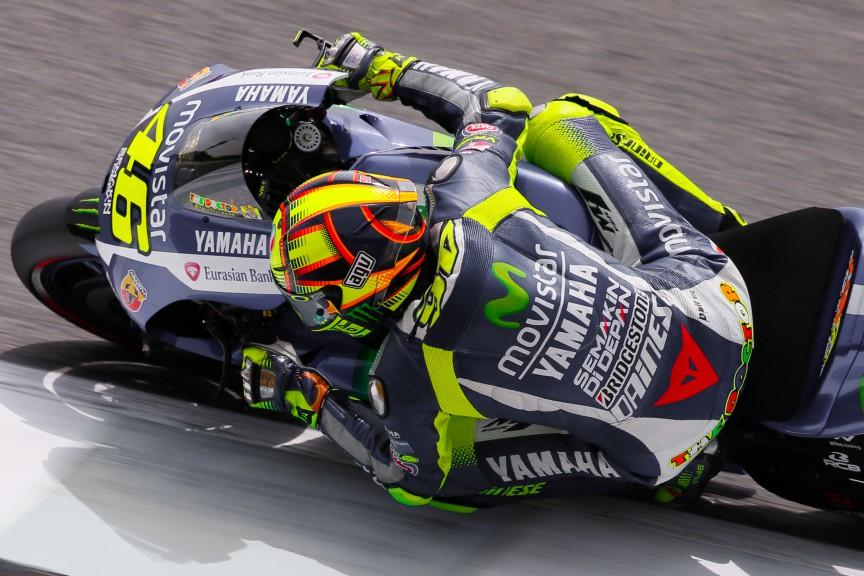 Valentino Rossi, Movistar Yamaha MotoGP, Jerez Test