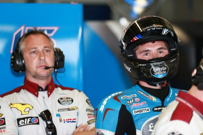 """Redding: """"It's all about loading the front tyre"""""""
