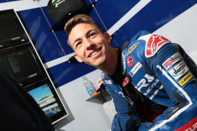 """Bastianini: """"We found the right direction"""""""