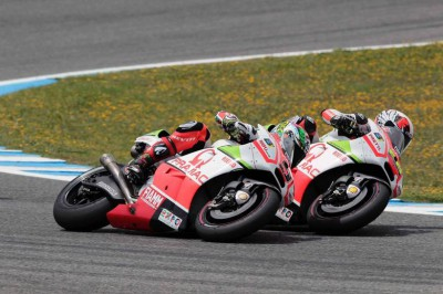 Guidotti: 'What an amazing battle between Yonny and Petrux!'