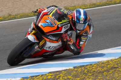"Baldassarri: ""We were able to try several new solutions'"