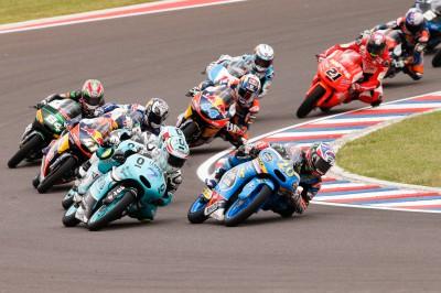 Moto3™ llega a Le Mans tras un positivo test en Jerez