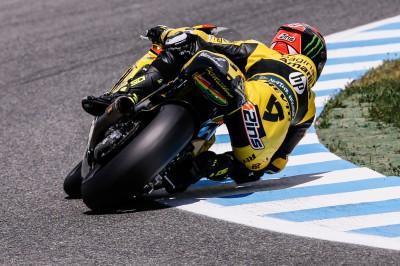 """Rins: """"En Moto2 todos van a saco desde la primera curva"""""""