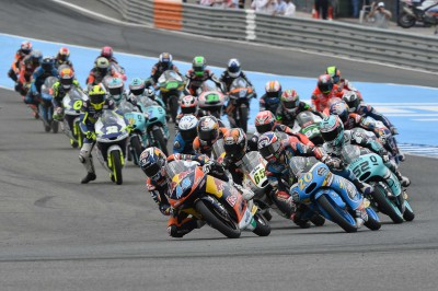 How many current Moto3™ riders have won at Le Mans before?