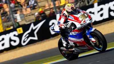 Louis Bulle sera au guidon de la TransFIORmers au Mans