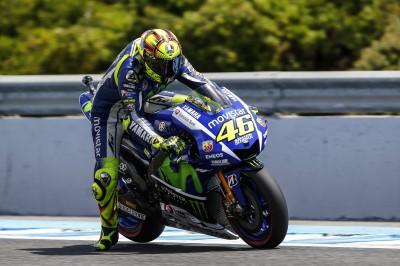 Rossi : « Je suis confiant. Rendez-vous au Mans ! »