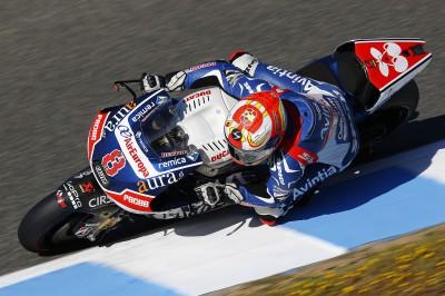 Nuovo telaio per Barberà a Le Mans