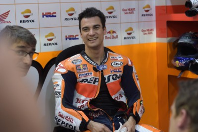 "Pedrosa: ""I am improving step by step"""