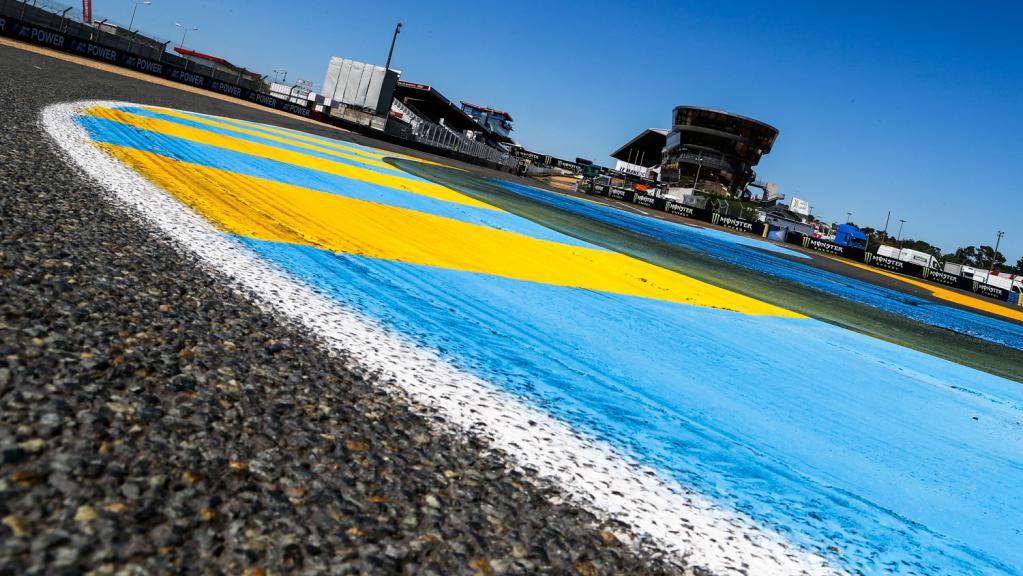 Le Mans top