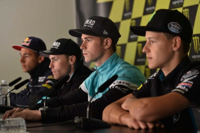 Moto3™ riders set to tackle Le Mans