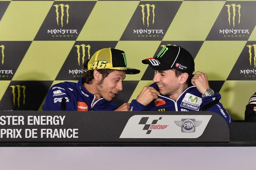 Monster Energy Grand Prix de France Press Conference