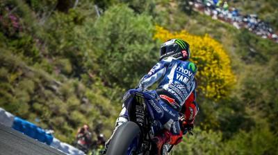 Lorenzo cherchera à se maintenir sur le podium en France