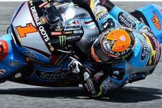 Rabat führt Moto2™ FP1