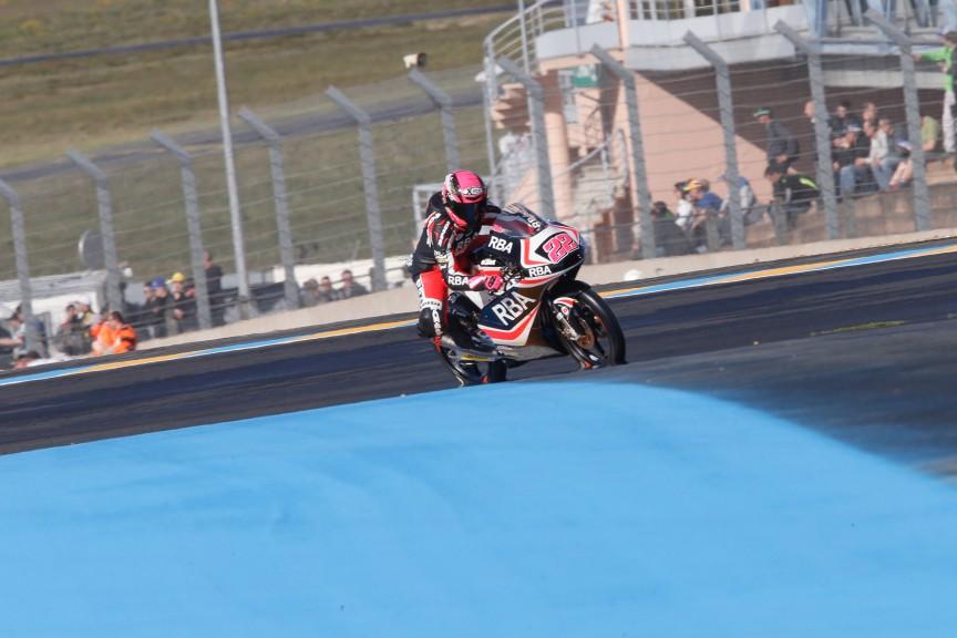 Moto3 Le Mans FP1