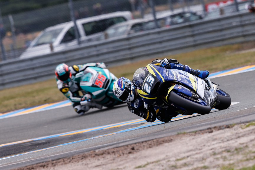 Moto2 Action Le Mans FP2