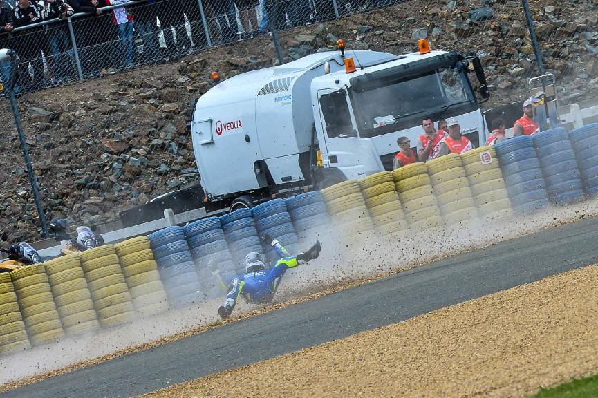 Maverick Viñales, Team Ecstar Suzuki, Le Mans FP2