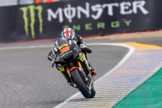 Smith sets surprising pace on the first day of #FrenchGP