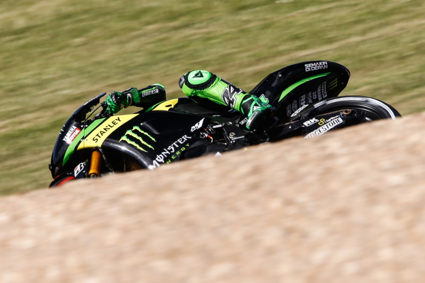 Pol Espargaro, Monster Yamaha Tech 3, Le Mans FP1