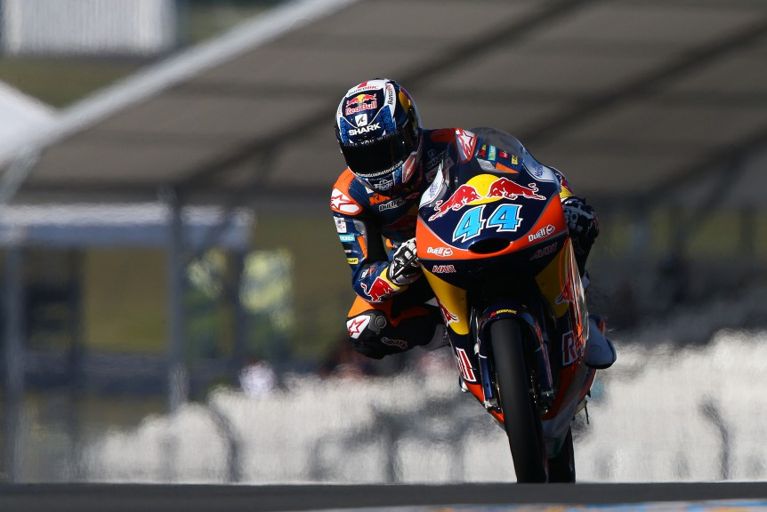 Miguel Oliveira, Red Bull KTM Ajo, Le Mans FP2