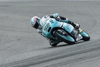 Kent Schnellster in FP2 der Moto3™