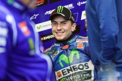 "Lorenzo: ""Podemos ser competitivos"""
