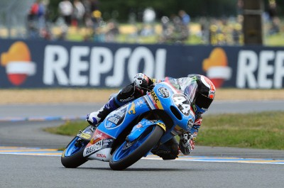 FIM CEV Repsol: Canet dominates at Le Mans