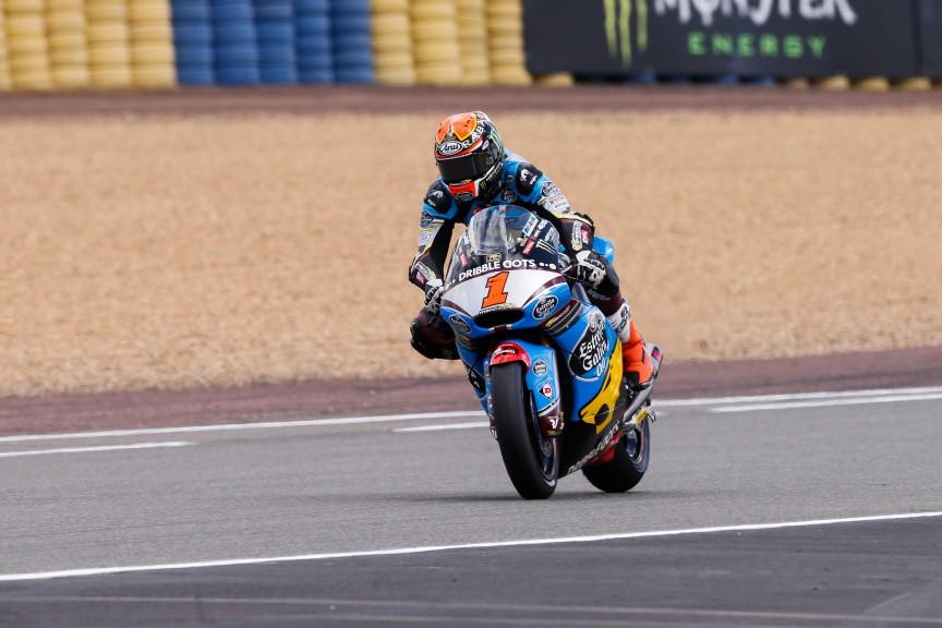 Tito Rabat, EG 0,0 Marc VDS, Le Mans FP3