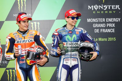 MotoGP™: Pole de Márquez, Lorenzo espera su momento