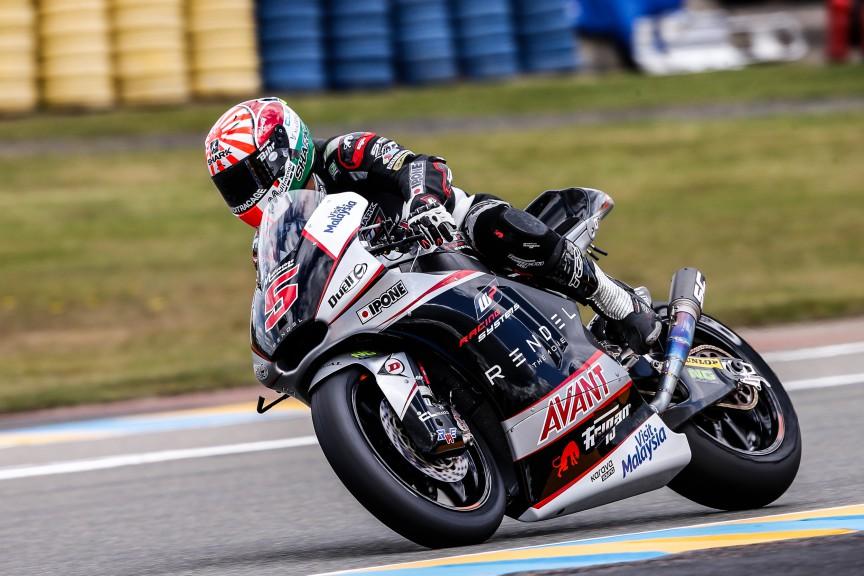 Johann Zarco, Ajo Motorsport, Le Mans FP3