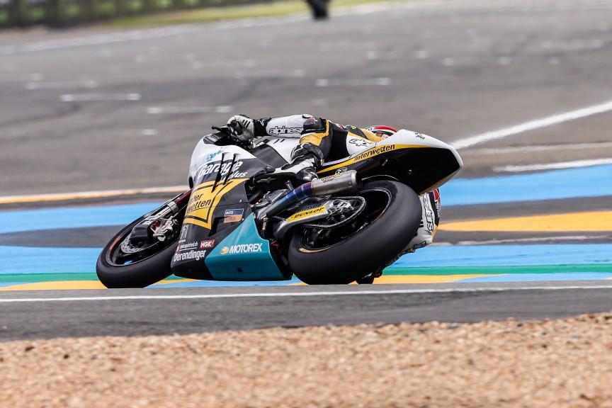 Thomas Luthi, Derendinger Racing Interwetten, Le Mans FP3