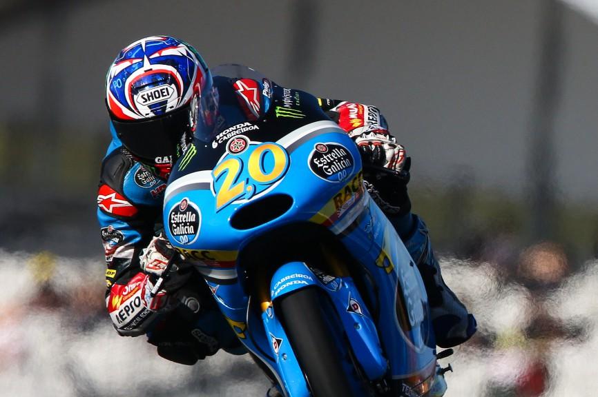 Fabio Quartararo, Estrella Galicia 0,0, Le Mans QP