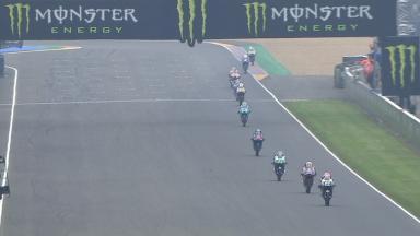#FrenchGP: Moto3™ Free Practice 3