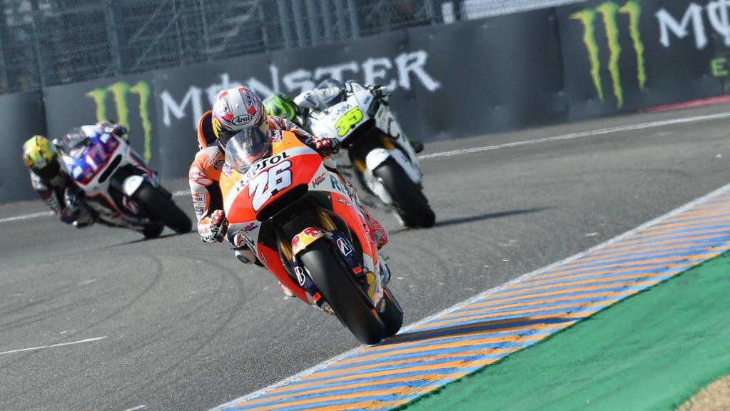 Action Le Mans