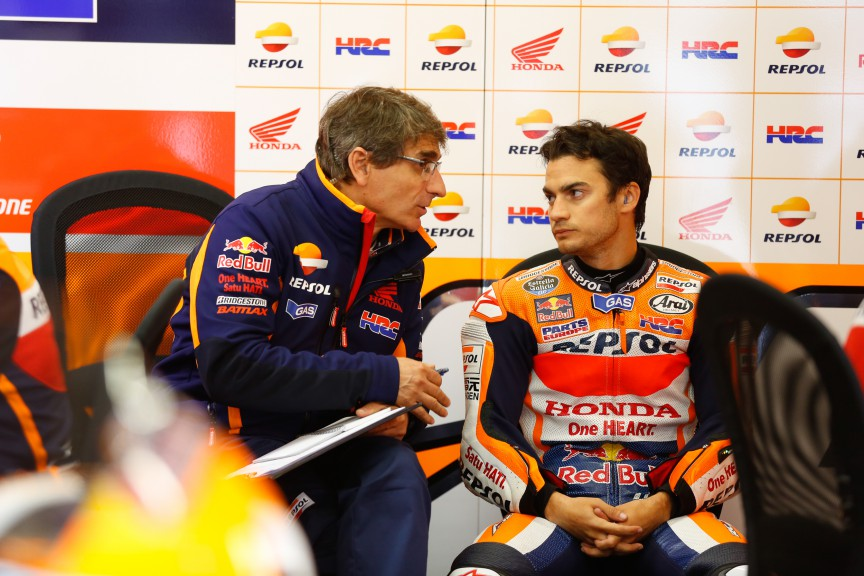 Dani Pedrosa, Repsol Honda Team, Le Mans FP4