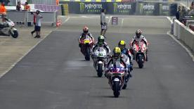 The first Qualifying session of the MotoGP™ World Championship at the #FrenchGP.